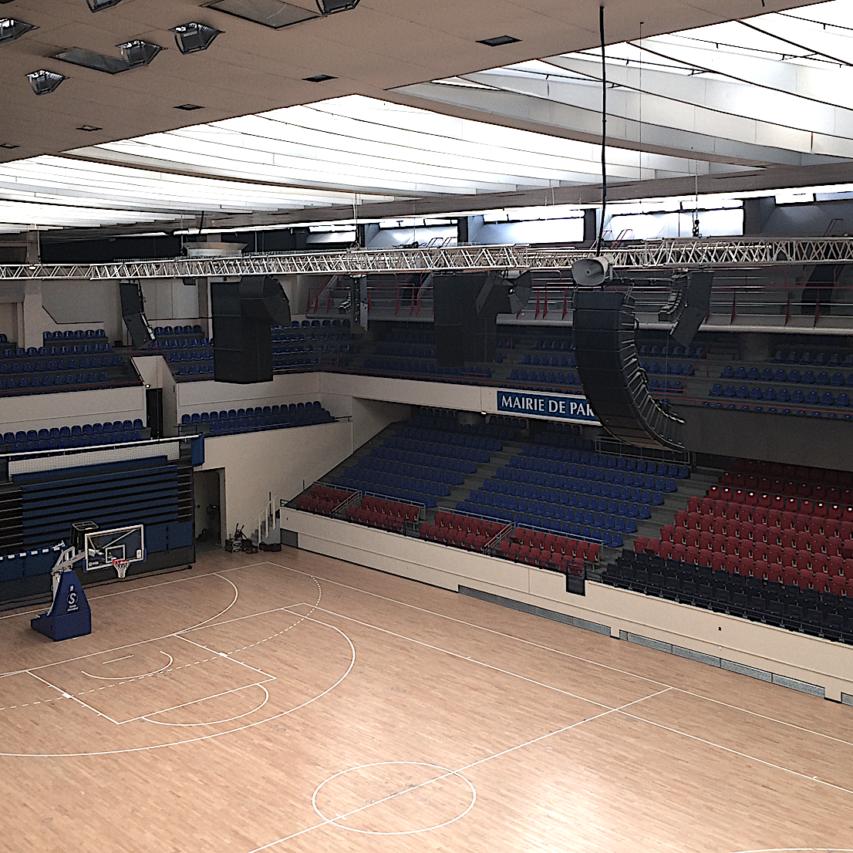 Stade Pierre De Coubertin